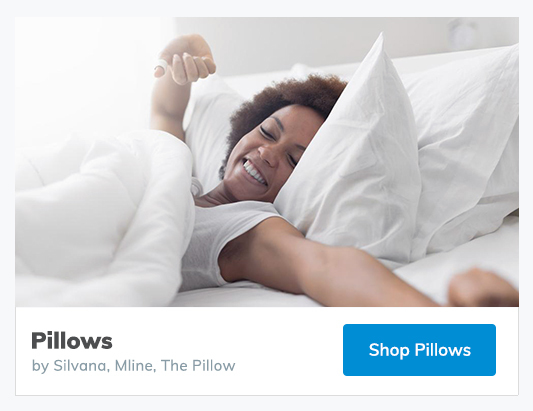 Pillows by Silvana, Mline, The Pillow, Pillowise
