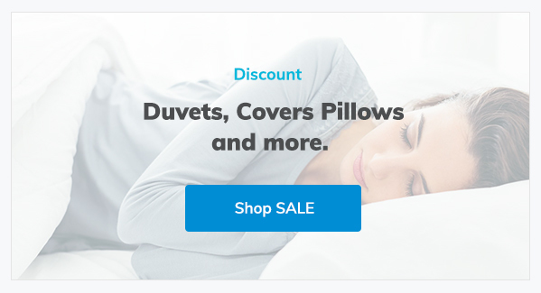 Sale duvets pillows