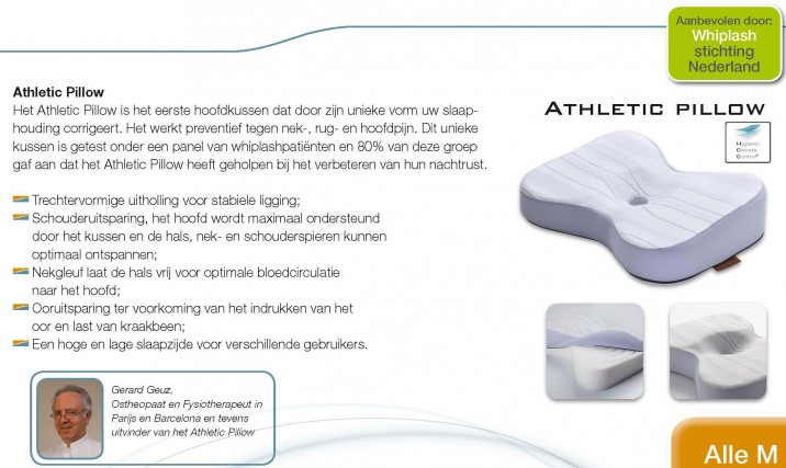 M Line Athletic Pillow.M Line Athletic Pillow Pillows Pillowsonline