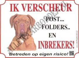 BORDEAU DOG 2  112 AK C