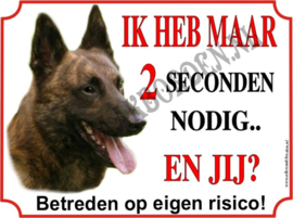 Hollandse Herder 252 AK (2 sec.)