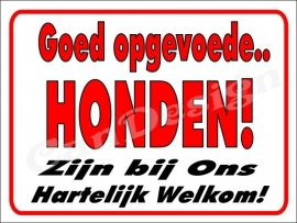 GOED OPGEVOEDE HONDEN 214