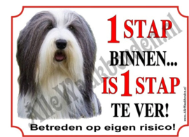 Bearded Collie 246 (1 stap)