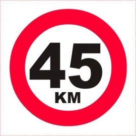ALUMINIUM BORD 45 KM