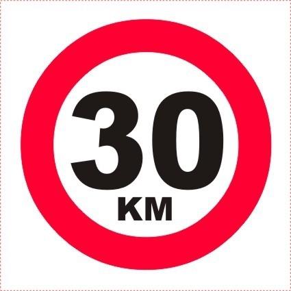 Aliminium Bord 30 km