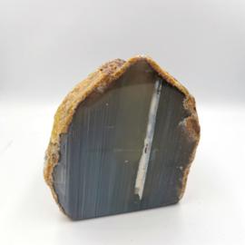 Agaat waxine houder - 9 -