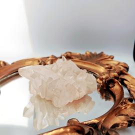 Xl Bergkristal - cluster -