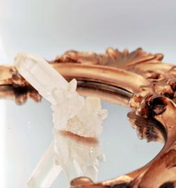 Small Bergkristal - cluster -