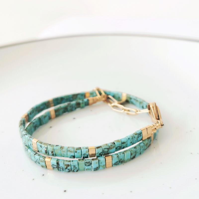Tila beads - 2