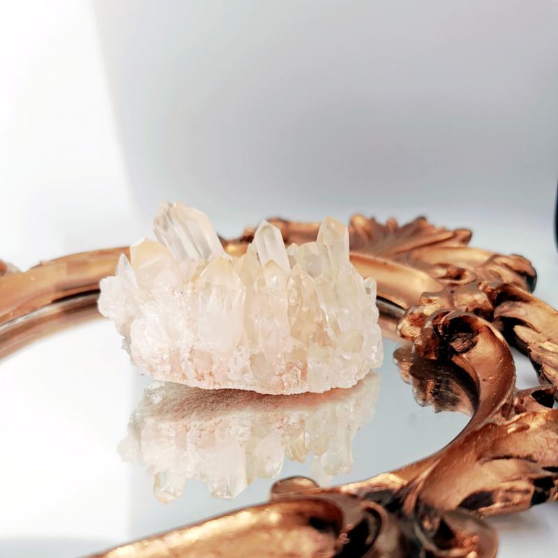 Large Bergkristal - cluster -