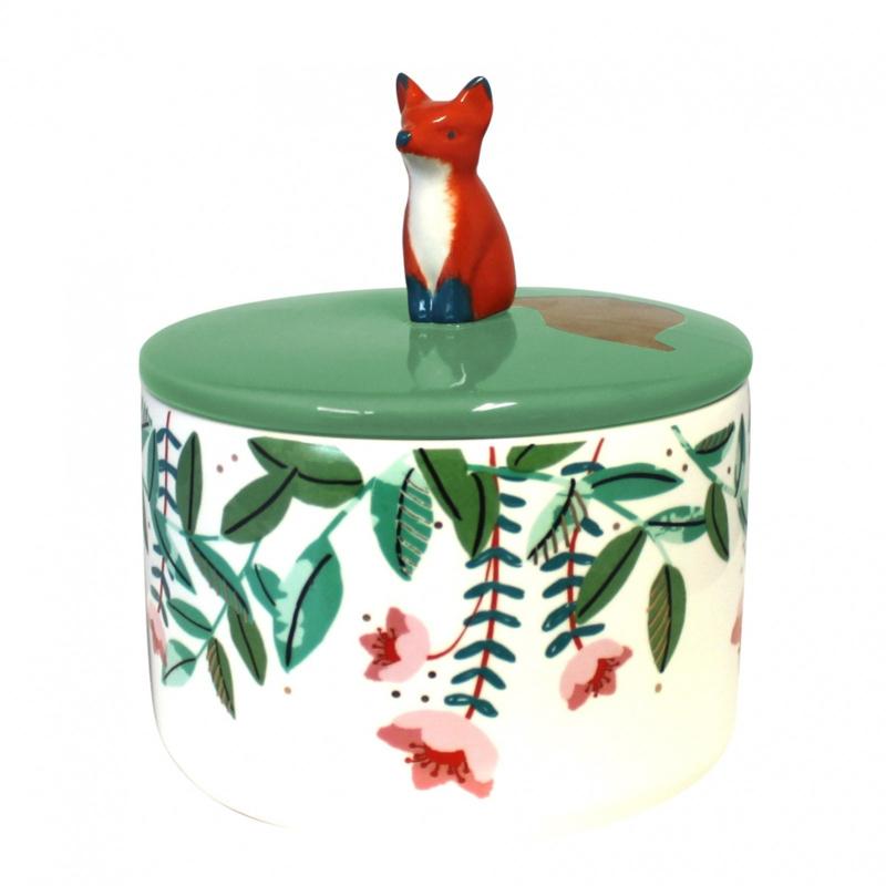 Fox jar