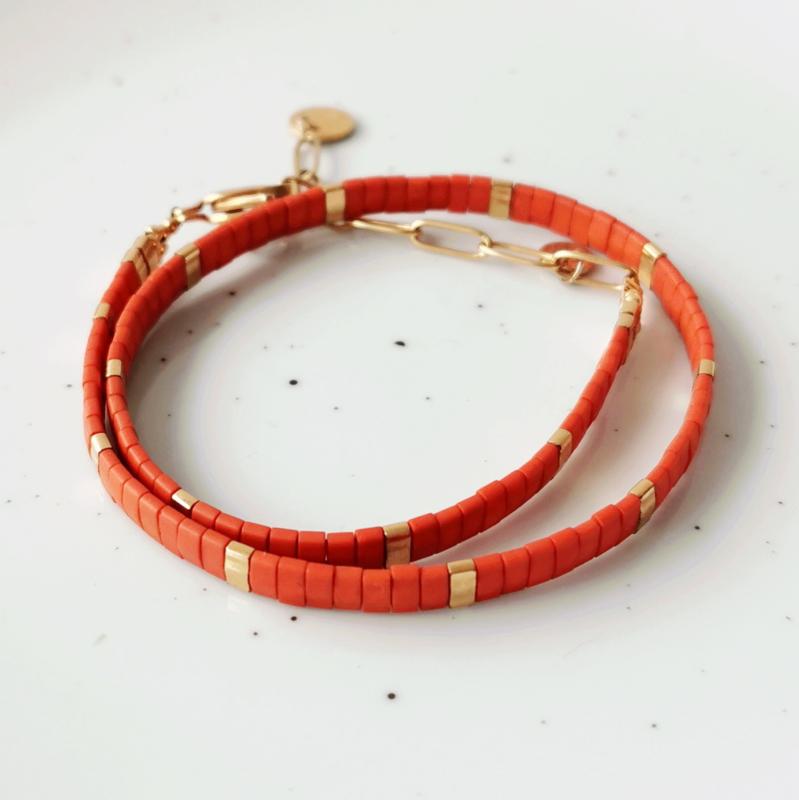 Tila beads - 3