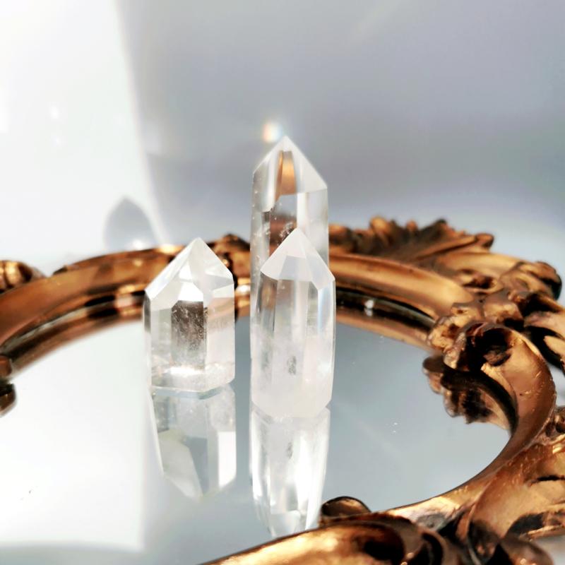 Bergkristal - gepolijst -