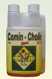 82473 Comin-Cholin B-complex 500 ml Stress - Lever