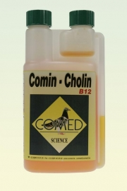 82406 Comin-Cholin B-complex 500 ml Stress - Lever