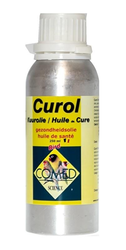 87263 Curol 250 ml Gezondheidsolie