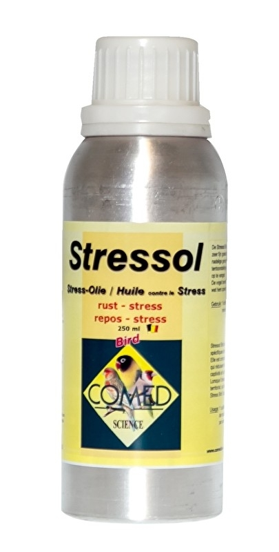 82382 Stressol 250 ml Rust - Stess
