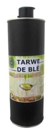 76127 Tarwekiemolie verrijkt met vitamine E 1 liter