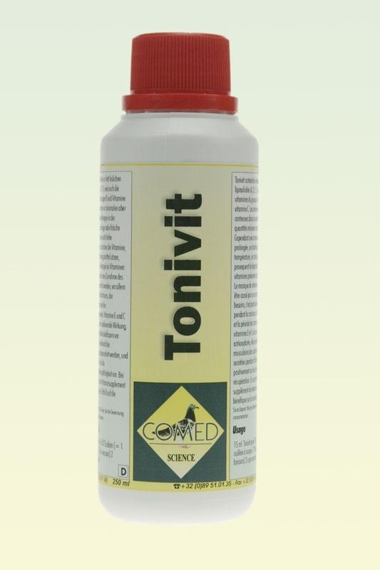 82081 Tonivit 250 ml Extra vitamines AD