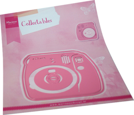 Collectables plus set Instant Camera COL1498