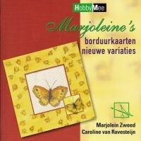 Marjoleine`s borduurkaarten - nieuwe variaties