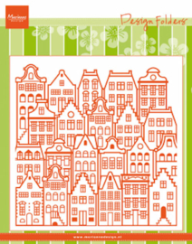 Design folder DF3458 Dutch houses