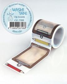Washi tape Clip boards 45 mm x 5 m 61.7088