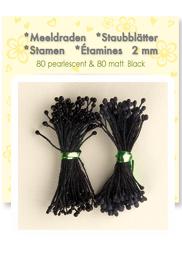 Meeldraden black (264421)