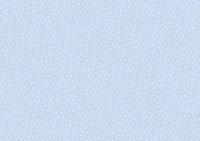 0996 A4-vel Baby blue dot