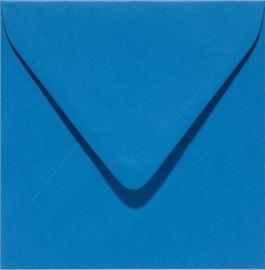 vierkante envelop (14 x 14 cm) donkerblauw (906) voorheen 06 donkerblauw