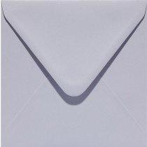 vierkante envelop (14 x 14 cm) grijs (958)