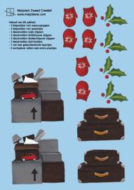 Aanbieding kerstvellen (incl. exclusief vel)