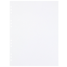 (Art.no. 920603) 10 vel MyArtBook Paper 300 GSM White Paper Size 314 x 420 mm (A3)