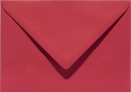 envelop rechthoekig 114x162mm - C6 cerise (933) voorheen 33 cerise