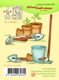 Clear stamp Leane: Garden (554605)