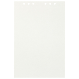 (Art.no. 920702) 10 vel MyArtBook Paper 300 GSM Offwhite Paper Size 210 x 314 mm (A4)