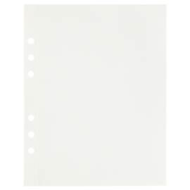 (Art.no. 920808) 20 vel MyArtBook Paper 120 GSM Offwhite drawingpaper Size 165 x 210 mm (A5)