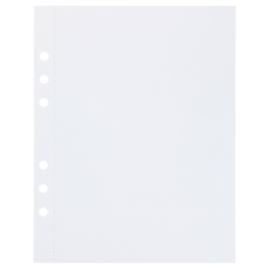 (Art.no. 920806) 20 vel MyArtBook Paper 160 GSM Ultrasmooth white Paper Size 165 x 210 mm (A5)