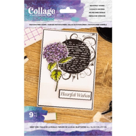 Heartfelt Wishes Clear Stamps (COLL-STP-HEWI)