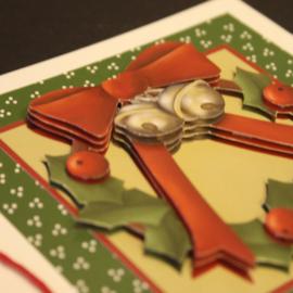 Pakket kerstkransen
