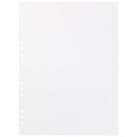 (Art.no. 920605) 10 vel MyArtBook Paper 200 GSM Ultrawhite Watercolour Paper Size 314 x 420 mm (A3)