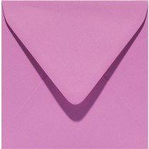 vierkante envelop (14 x 14 cm) lila (914) voorheen 14 lila