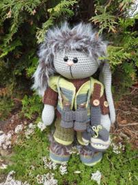 XXL Haakpakket Funny Bunny kledingset Ranger Davy