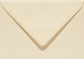envelop rechthoekig 114x162mm - C6 crème (927) voorheen 27 creme