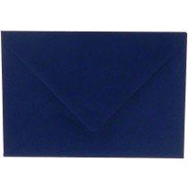 envelop rechthoekig 114x162mm - C6 marineblauw (969)