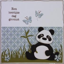 Collectables (COL1409) Eline's panda & bear