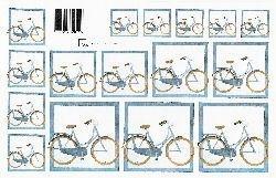knipvel: fiets