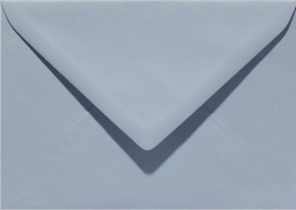 envelop rechthoekig 114x162mm - C6 wolkengrijs (929)