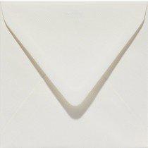vierkante envelop (14 x 14 cm) anjerwit (903) voorheen 03 anjerwit