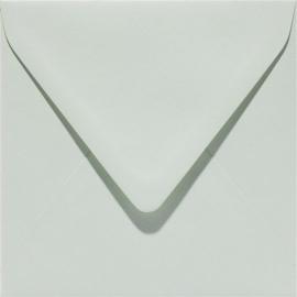 vierkante envelop (14 x 14 cm) zilvergrijs (902) voorheen 02 zilvergrijs